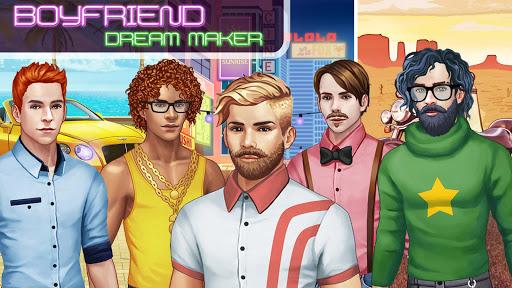 Dream Boyfriend Maker android2mod screenshots 1