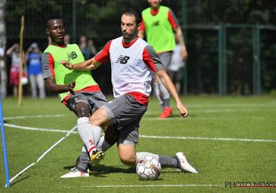 Officiel : le Standard se sépare de Milos Kosanovic