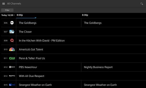 XFINITY Stream 4.9.0.027 screenshots 6