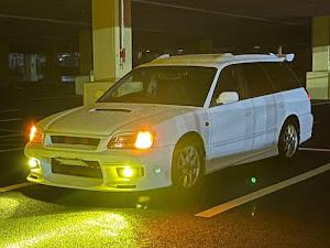 レガシィツーリングワゴン BH5 GT-B E-turn 平成11年式のカスタム事例画像 こっちゃんさんの2021年04月17日22:20の投稿