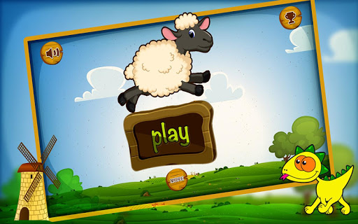 幸运的羊 - 农场运行