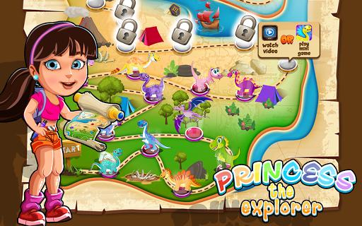 Dora Dinosaur Bones Explorer 1.0 screenshots 8