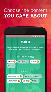 Kenya News TUKO.co.ke- screenshot thumbnail