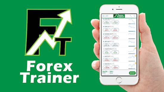 Forex Trainer - náhled