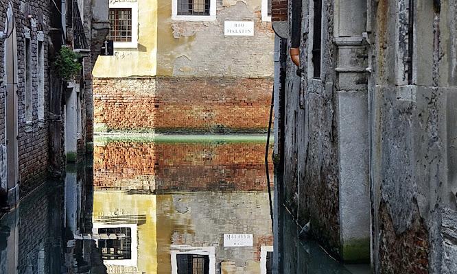 Riflessi a Venezia di ©