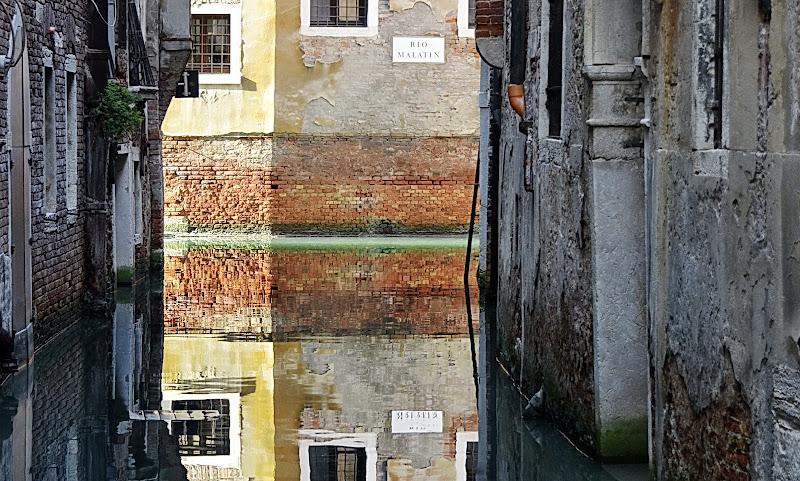 Riflessi a Venezia di francobenf