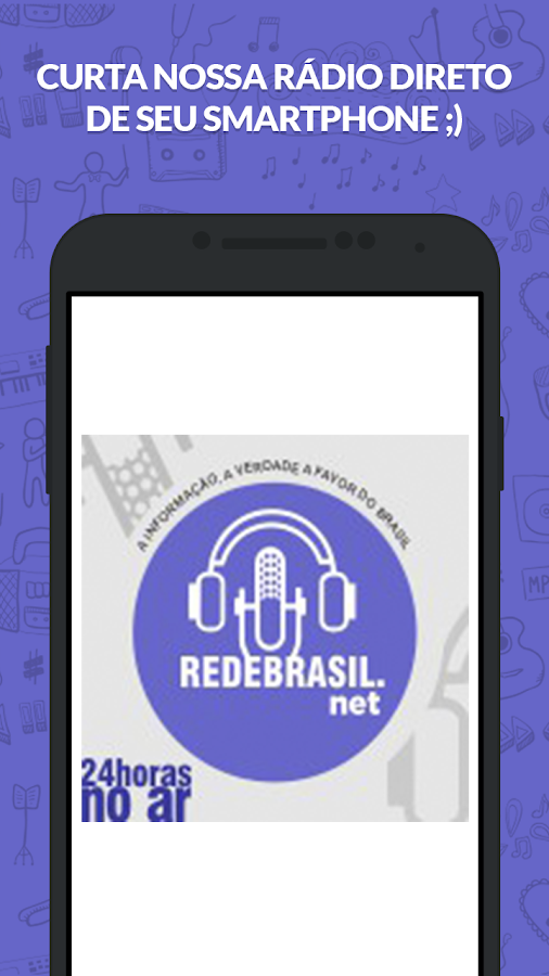 RedeBrasil.NET- screenshot