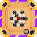 Carrom Adda with Friends : Carrom Board Pool Game icon