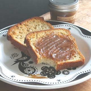 Vanilla Chai Pear Butter