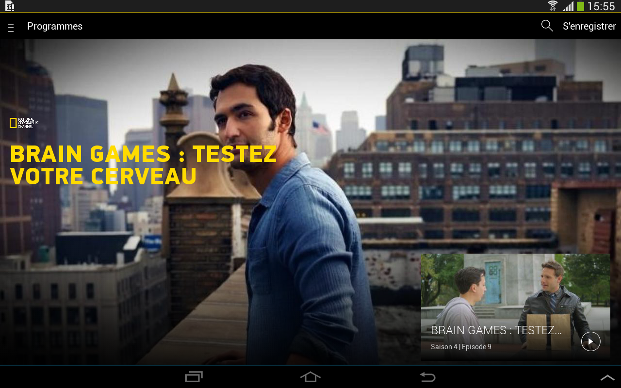 Nat Geo Play- screenshot