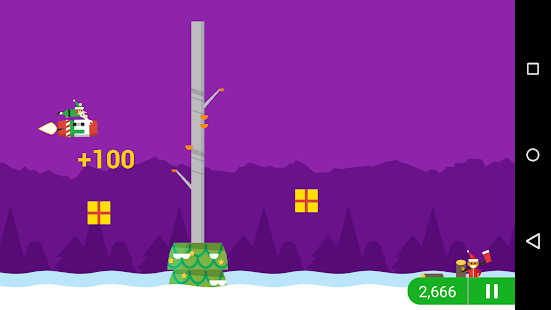 Google Santa Tracker Screenshot