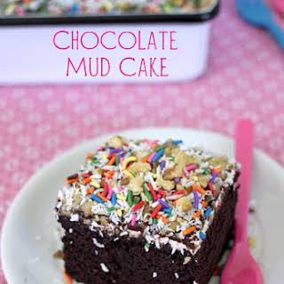 Mississippi Mud Cake.