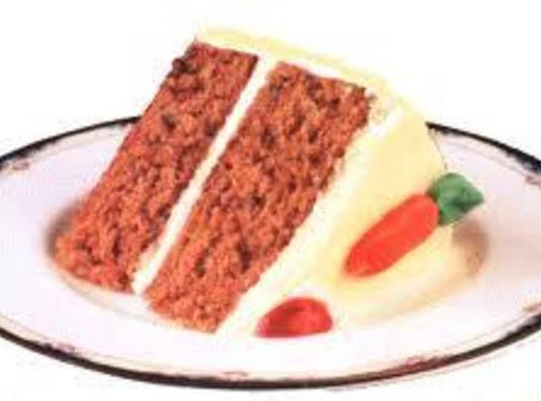 Ninja Carrot Cake