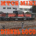 MTCS ディーゼル機関車 icon
