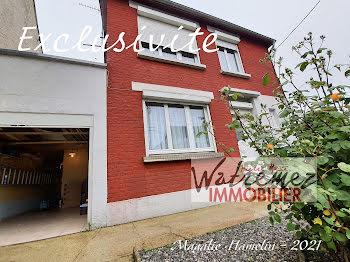maison à Hautmont (59)