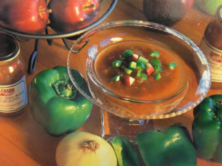 Apple Barn Apple Relish   Just A Pinch Recipes