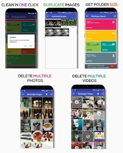 Pro Whatapp Cleaner to Clean your phone - náhled