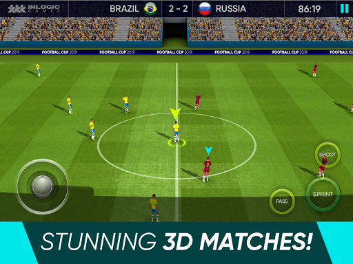 Soccer Cup 2020: Free Football Games 1.14.1.3 screenshots 5
