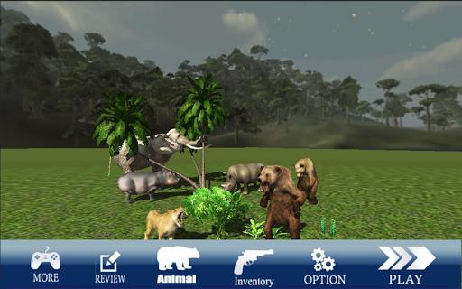 동물 사냥 3D : 와일드