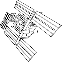 ISS Tracker icon