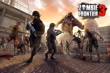 Zombie Frontier 3 MOD (Unlimited Money) 5