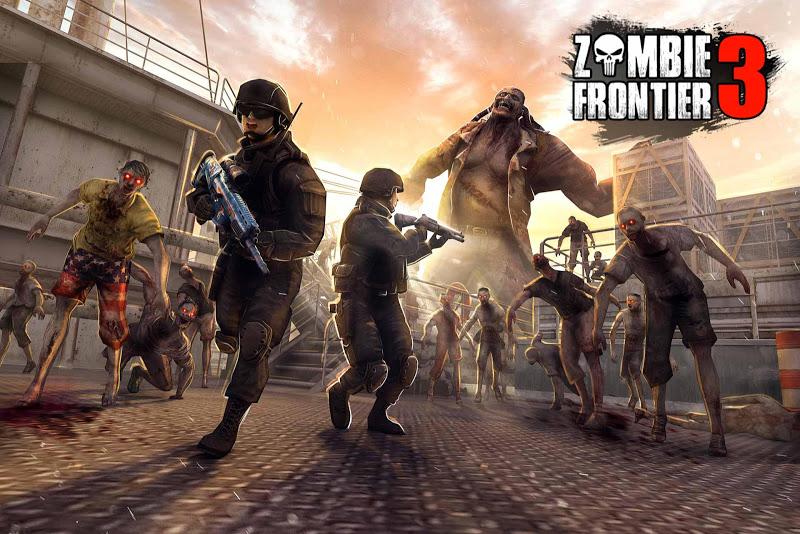 Zombie Frontier 3: Sniper FPS Screenshot 4