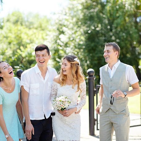 Wedding photographer Aleksey Syrkin (syrkinfoto). Photo of 27.02.2016