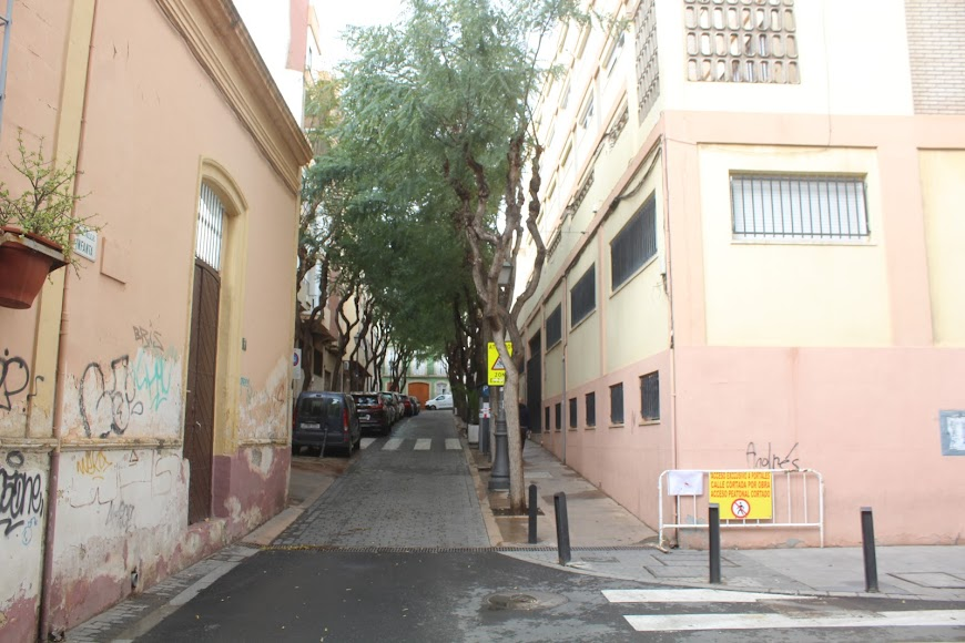 Calle Infanta.