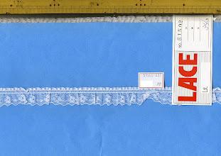 Photo: №51502ラッセルフリル:巾21mm