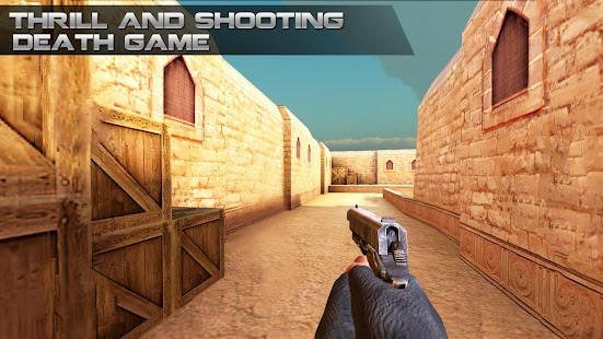 Counter Terrorist Smart Shooting- screenshot thumbnail
