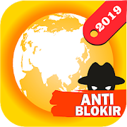 Azka Anti Block Browser - Unblock without VPN