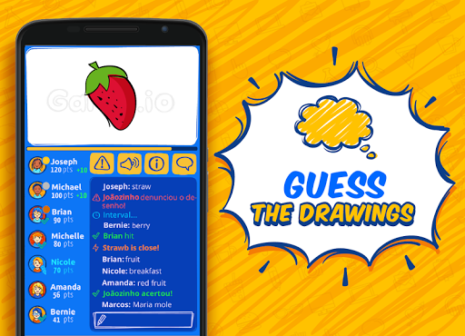 Gartic.io - Draw, Guess, WIN 1.4.6 screenshots 2