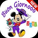 Stickers Buongiorno e Buonanotte (WAStickerApps) icon