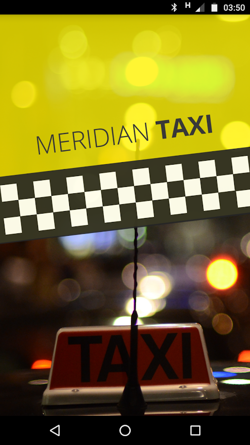 Meridian Taxi- screenshot