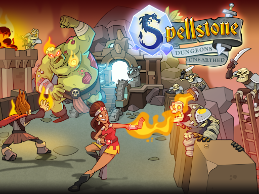 Spellstone screenshot 8