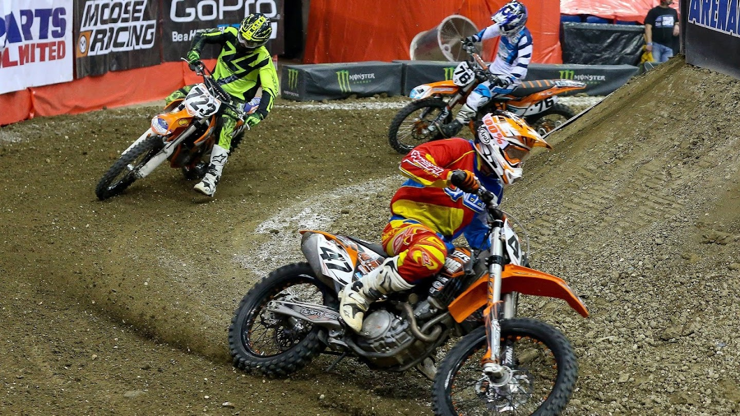 Watch AMA Motocross Championship live