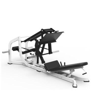82022 Plate loaded leg press