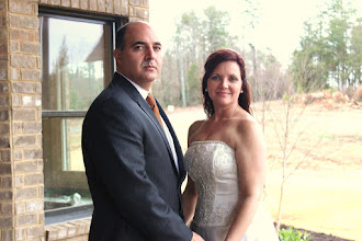 Photo: Married at their New Home 12-22-11- http://WeddingWoman.net