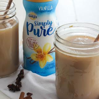 Vanilla Chai Tea Latte