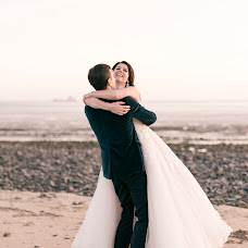 Wedding photographer Evgeniya Ziginova (evgeniaziginova). Photo of 19.12.2017
