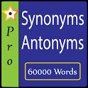 Synonym Antonym Learner Pro icon