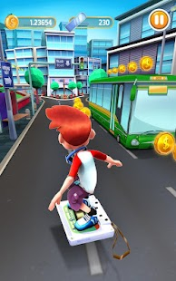 Bus Rush 2 Multiplayer Screenshot