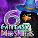 Fantasy Mosaics 6: Into the Unknown icon