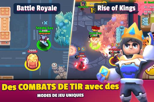 Heroes Strike - 3v3Moba & bataille royale astuce APK MOD capture d'écran 1