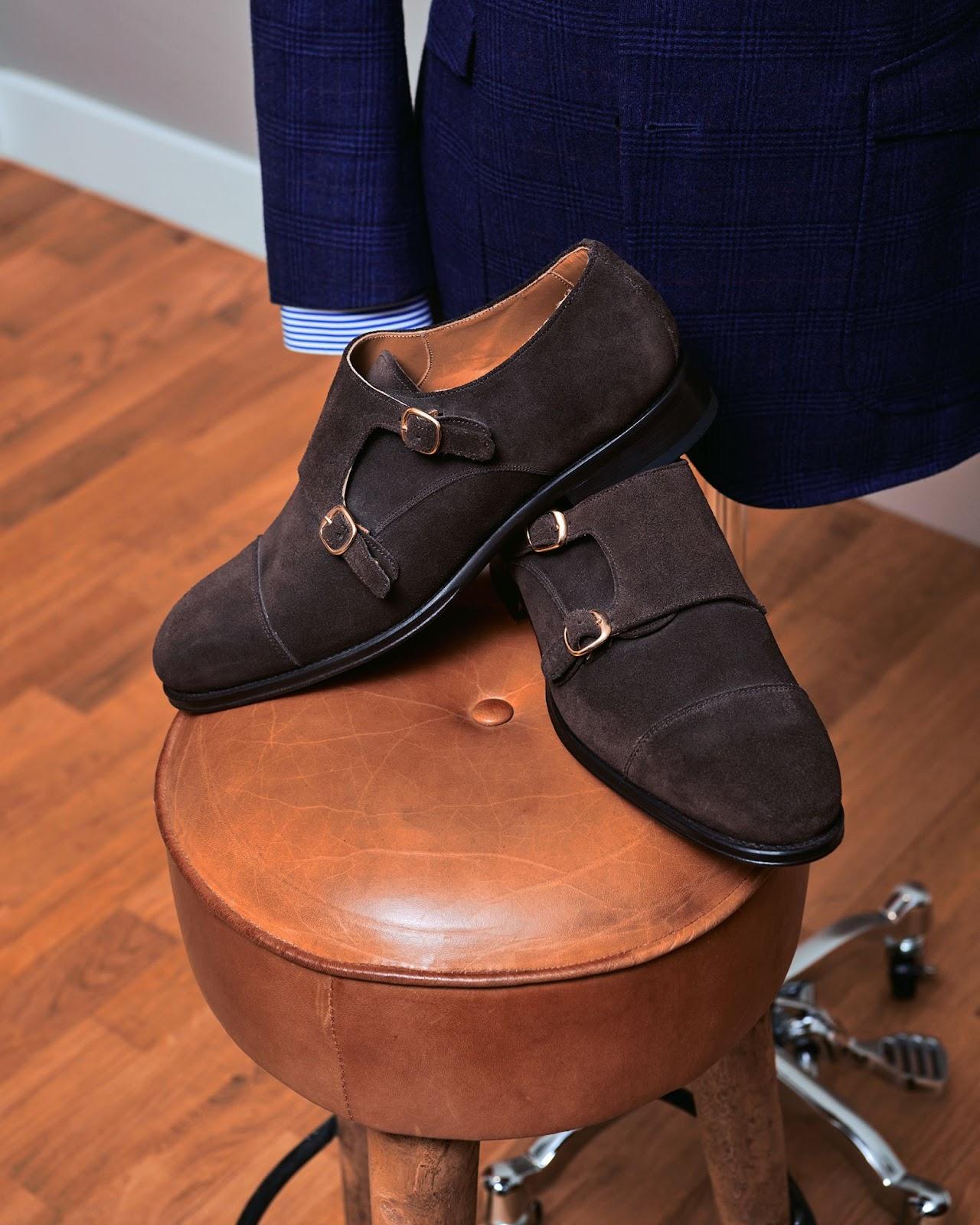 zapatos para traje a medida con tu tailoring personal en sevilla