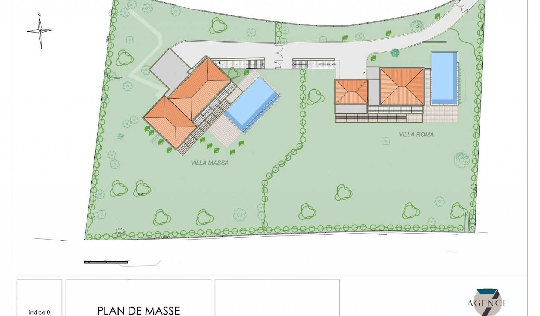 Terrain Sainte-Maxime
