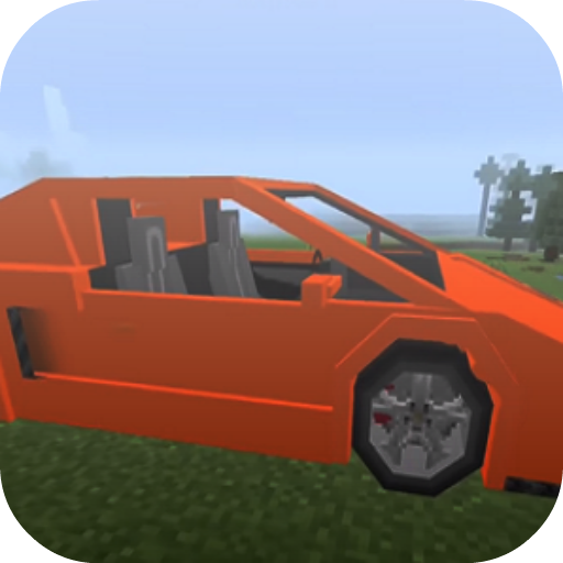 Sport Car Addon For MCPE