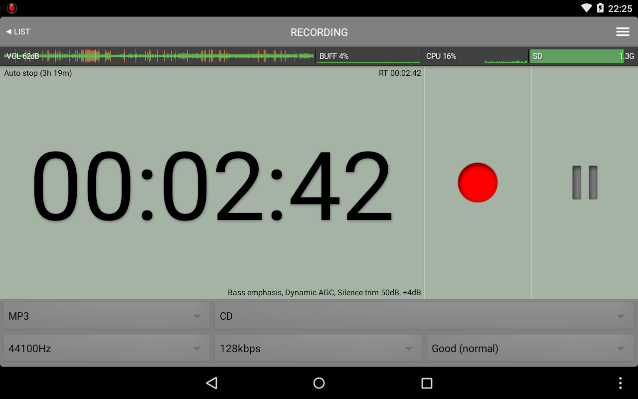 All That Recorder Lite- screenshot
