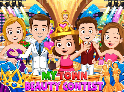 My Town : Beauty Contest - FREE