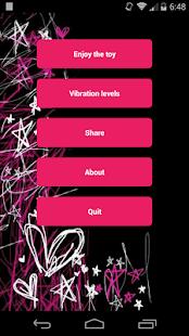 Vibrator Geheimnis für Frauen Screenshot